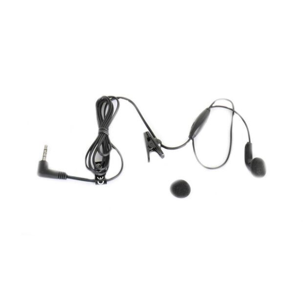 SSM-57A - Mini-Ohrhörer-Mikrofon-Kombination