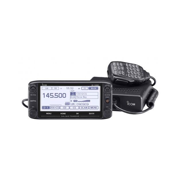 Icom ID-5100E - VHF/UHF-Dualband-Digital-Transceiver m. GPS