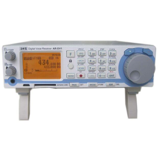 AR-DV1 - AOR - Digital-Analog Funkscanner