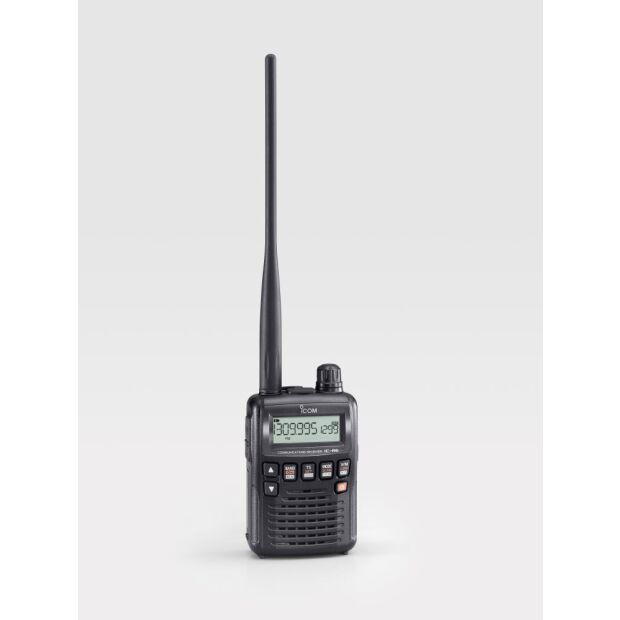 IC-R6 - ICOM - AM/FM/Wide-FM Scanner 0,1-1,3GHz PC-Steuerg.