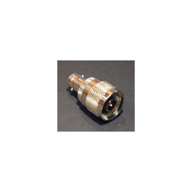 BNC-Adapter, BNC-Buchse / N-Stecker