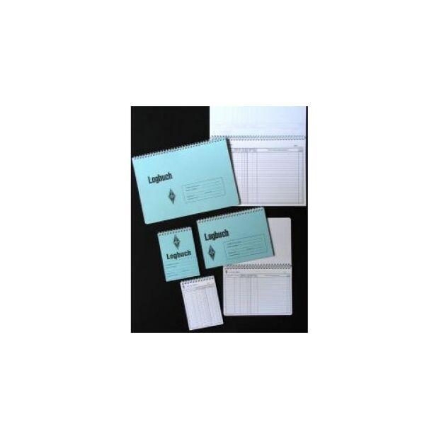 Logbuch DIN A6 für 1000 QSOs
