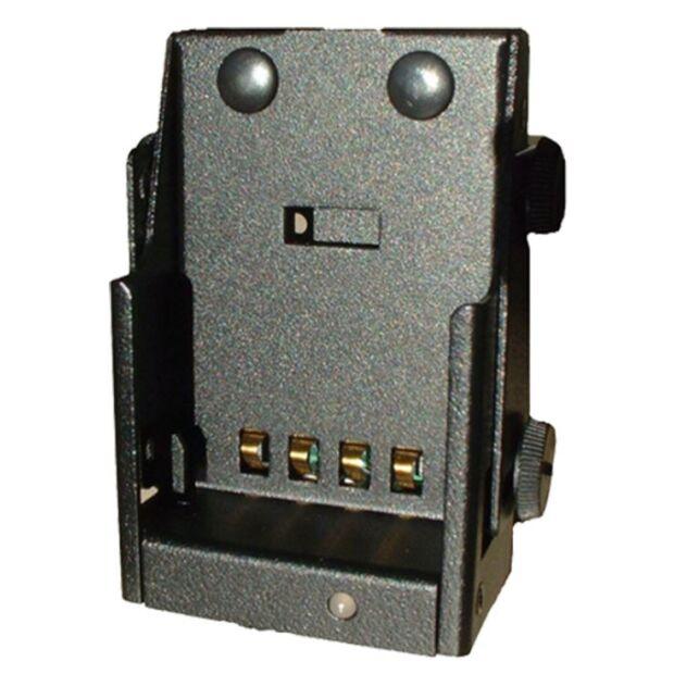 KVC-19 - Fahrzeughalterung, Schnellladung, 1-fach (12-36 VDC)
