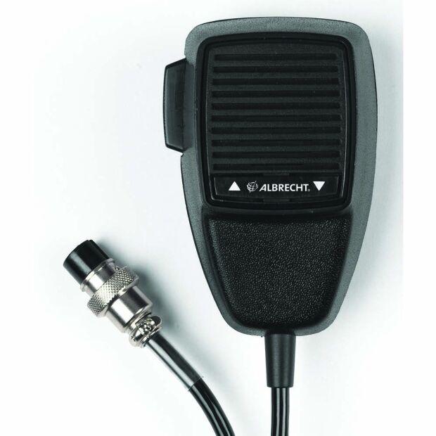 Mikrofon AE4197 Albrecht Elektret Up/Down mit 6pol. Stecker