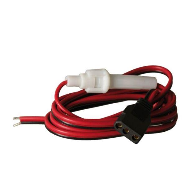 DC-Kabel 3pol für diverse CB Funkgeräte