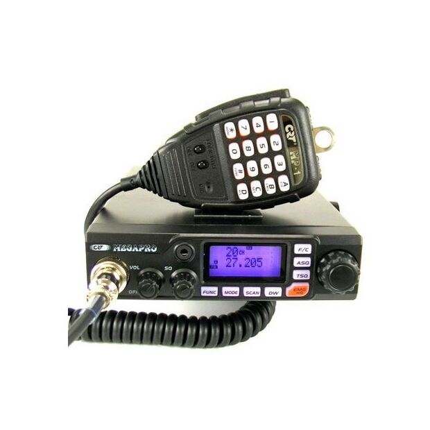 CRT MegaPro (Stabo XM-4006e) - CB-Mobilfunkgerät