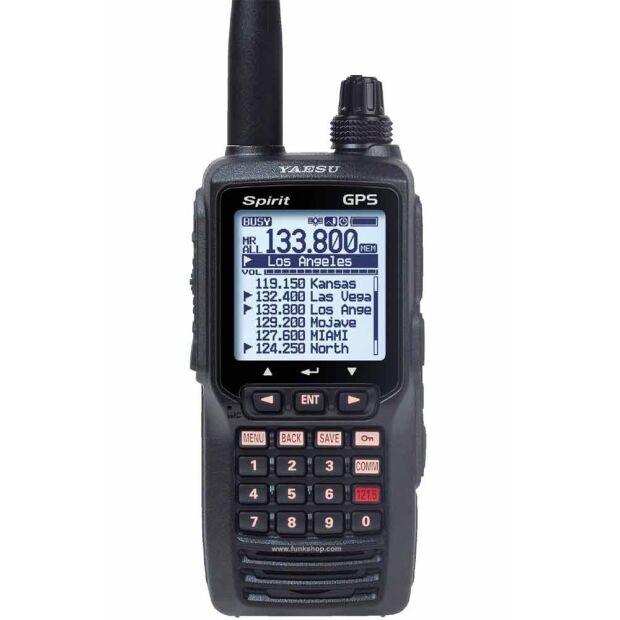 FTA-750L - YAESU - Flugfunk Handfunkgerät