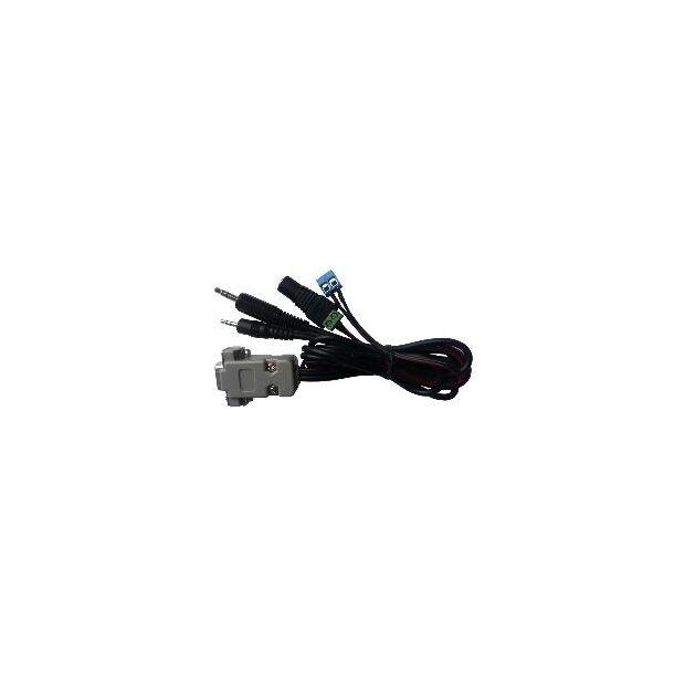 PLX CAB14 PLXDigi/PLXTracker Kabel 2xMono Klinke
