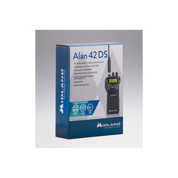 Alan 42 DS CB-Handfunkgerät