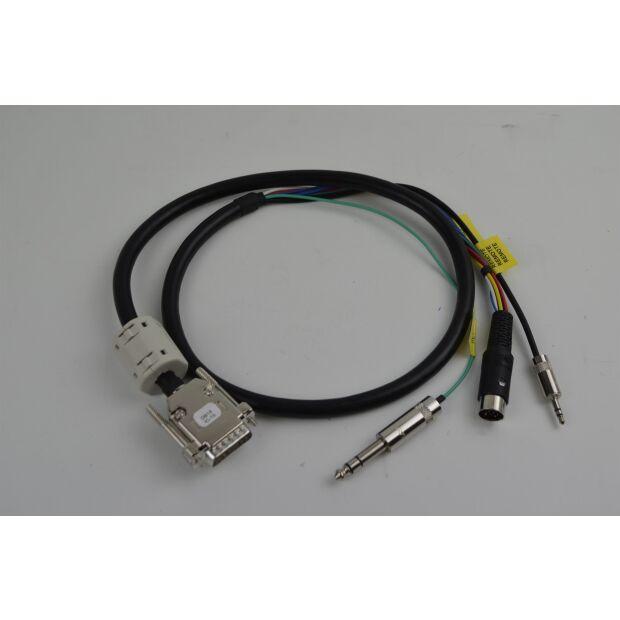 DB15-IC13 - Kabel für diverse Icom-Geräte