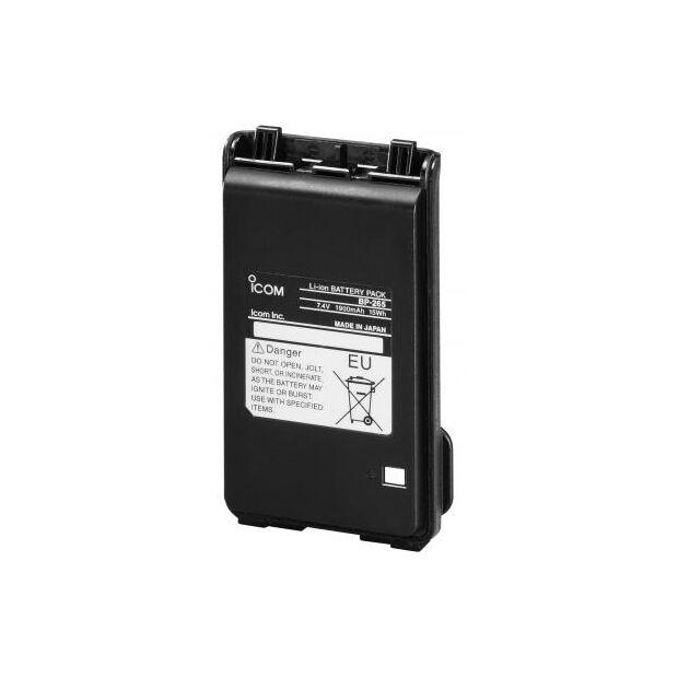 BP-264 -  7,2 V/1400 mAh NiMH-Akku-Pack für IC-T70