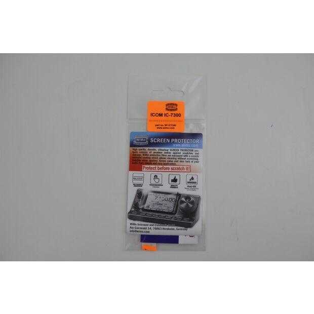 Display-Schutzfolie für IC-7300, IC-705, IC-9700, IC-R8600