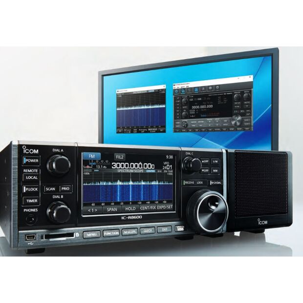 SP-39AD - ICOM Stationslautsprecher