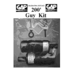 GAP Abspannkit 60m