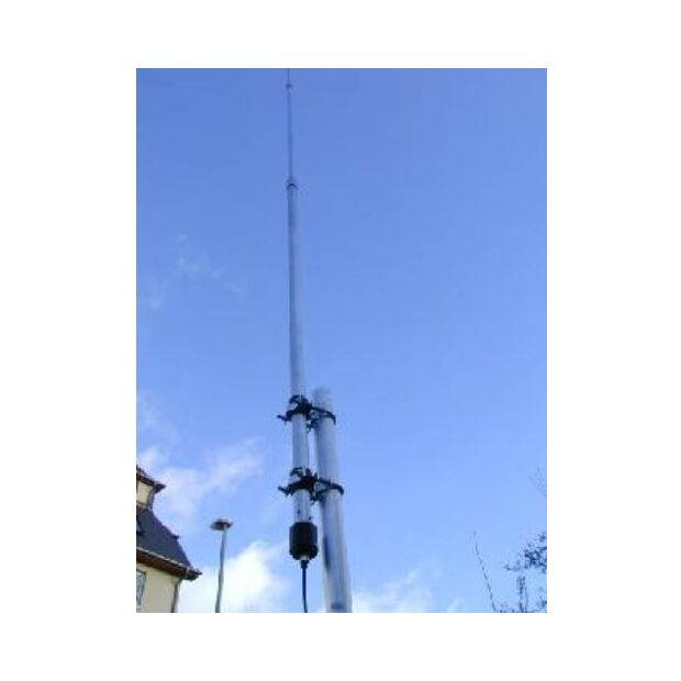 Breitbandvertikalantenne WD 80-10m 5,5m