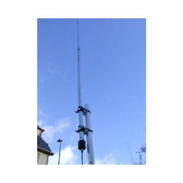 Breitbandvertikalantenne WD 80-10m 8,5m