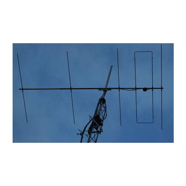 70LFA4 4ele 4m Antenne