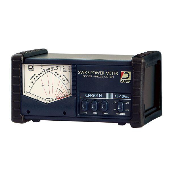 Daiwa CN-501H SWR-Meter für 1,8 bis 150 MHz