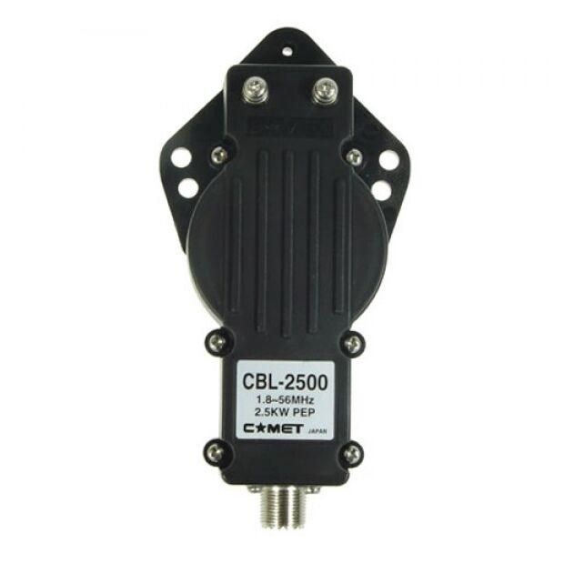 Comet CBL-2500 1:1 Balun für 1,6 - 56 MHz und max. 2500 Watt