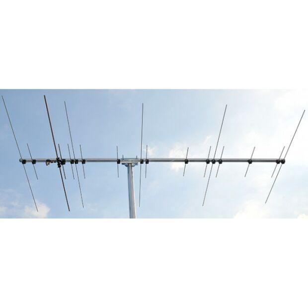"""PA144-432-17-2 100W-2m und 50W-70cm Duoband Yagi mit gemeinsamen """"N"""" Anschluß"""