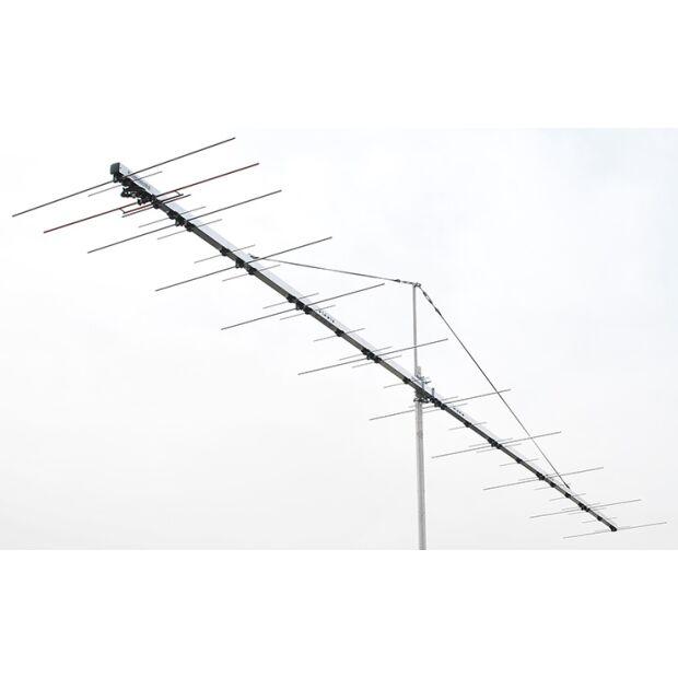 """PA144-432-36-6 1kW-2m 750W-70cm Duoband Yagi mit gemeinsamen """"N"""" Anschluß"""
