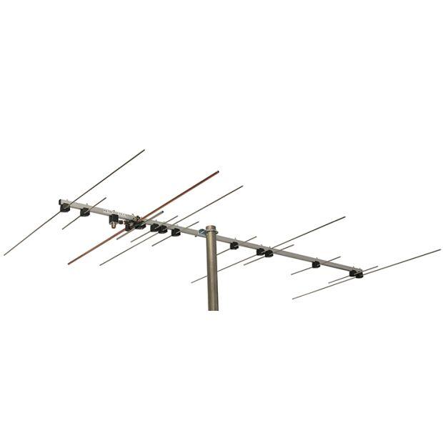 """PA144-432-13-1,5B 100W-2m und 50W-70cm Duoband Yagi mit gemeinsamen """"N"""" Anschluß"""
