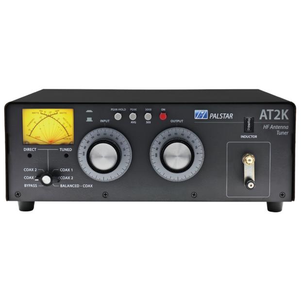 AT-2K Manueller Tuner 2000 Watt