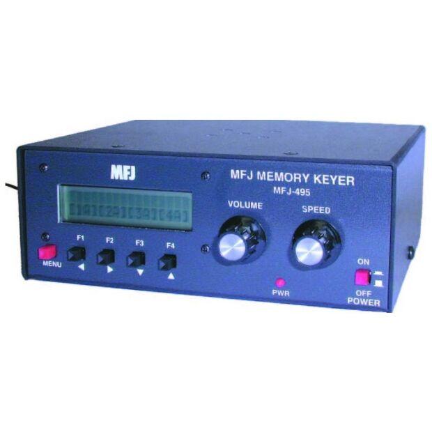 MFJ-495 Morse-Keyer