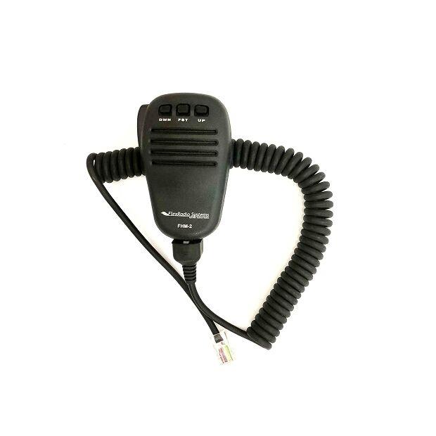 FHM-3 - Handmikrofon mit RJ-45-Stecker