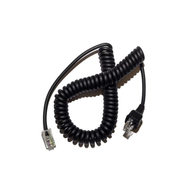 RJ45 Cable for the FHM-2 and FMH-1 Microphones
