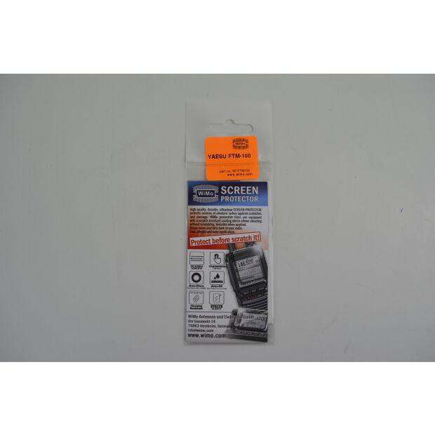 Display-Schutzfolie für FTM-100D