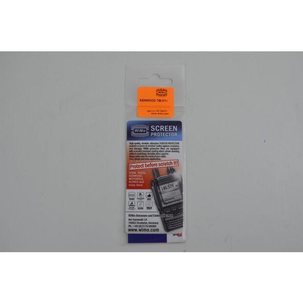 Display-Schutzfolie für TM-V71