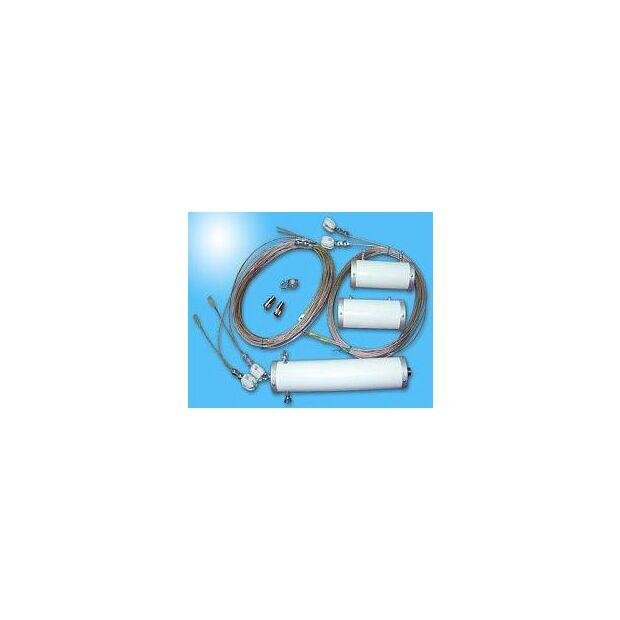 W3DZZ+5 Drahtantenne 10-80m, 1000 Watt - Amateurfunk und Betriebsfun ...