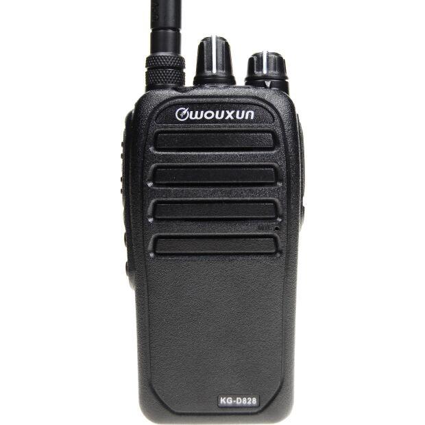 Wouxun KG-D828 DMR Dual Band VHF/UHF