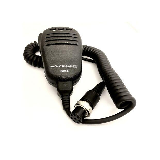 FHM-3 - Handmikrofon mit 8-pin-Stecker