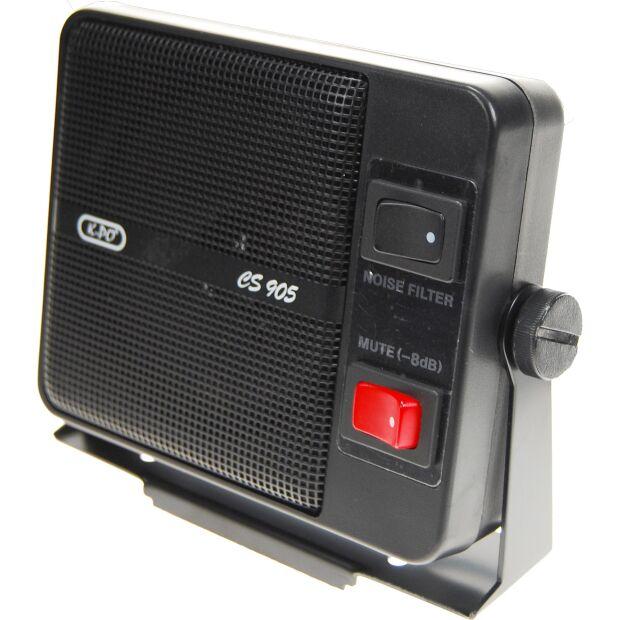 K-PO CS-905 Deluxe Zusatzlautsprecher mit Noise Filter