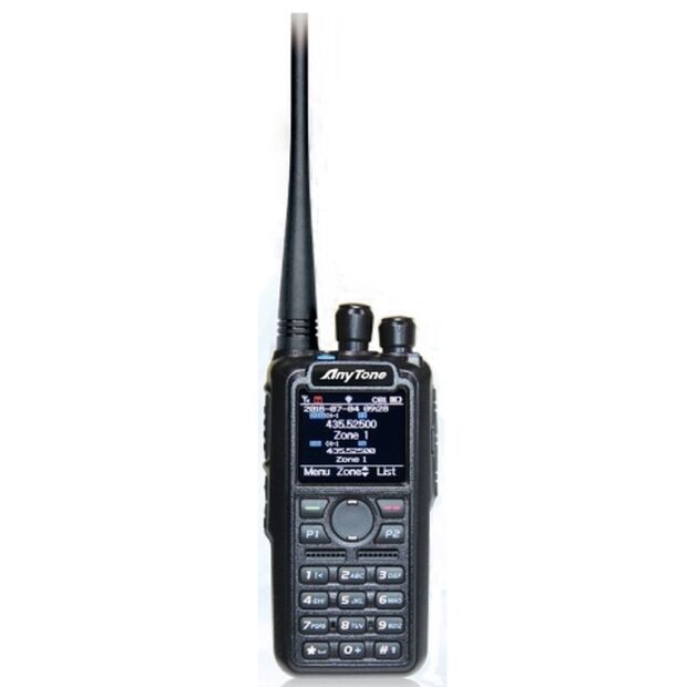 Anytone AT-D878UV Plus Dualband DMR/FM mit Bluetooth +...