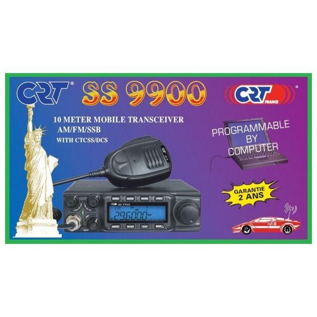 CRT SS 9900 10/11/12m Band Mobilfunkgerät Version 4