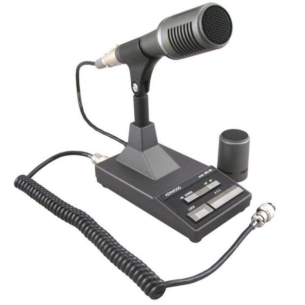 MC-90M - Luxus-Tischmikrofon