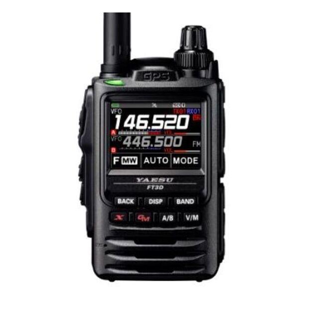 Yaesu FT-3DE 5W C4FM/FM 144/430 MHz