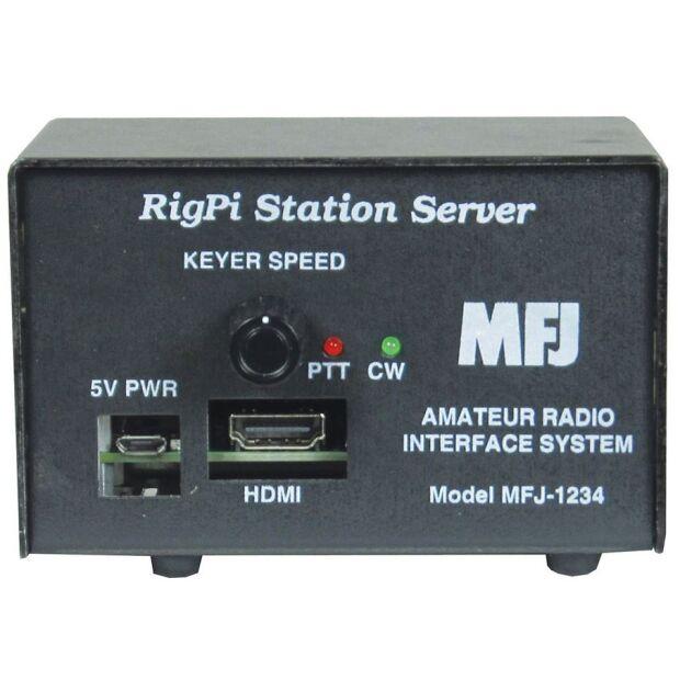 MFJ-1234 Remote Station Server
