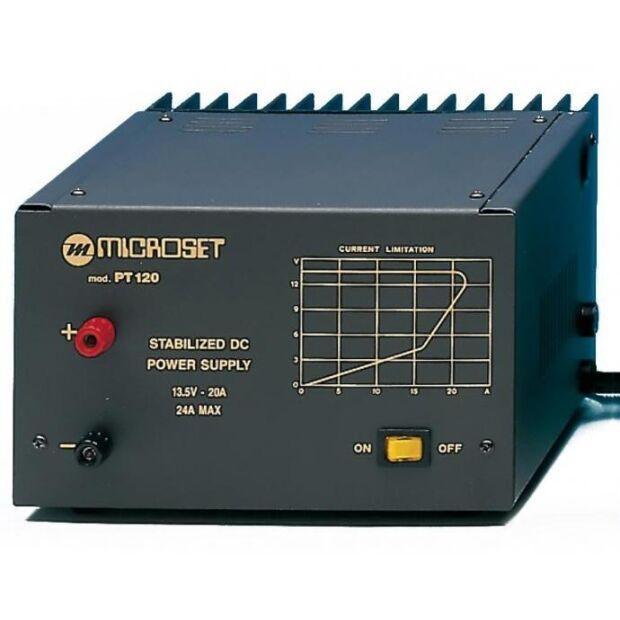 PT-120 Microset Netzteil 13.8V, 20A