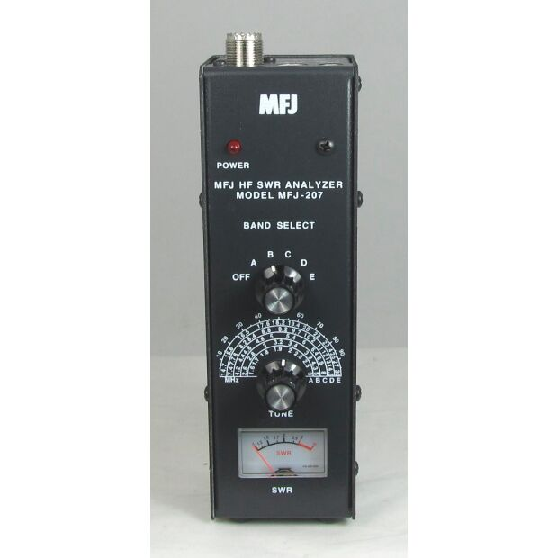 MFJ-207 SWR-Analyzer 1,8-30 MHz