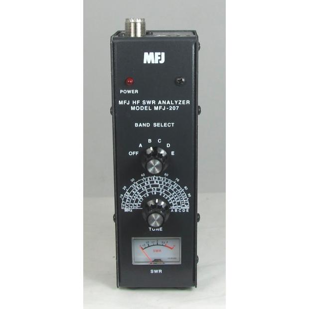 MFJ-207 SWR-Analyzer 1,8-30 MHz