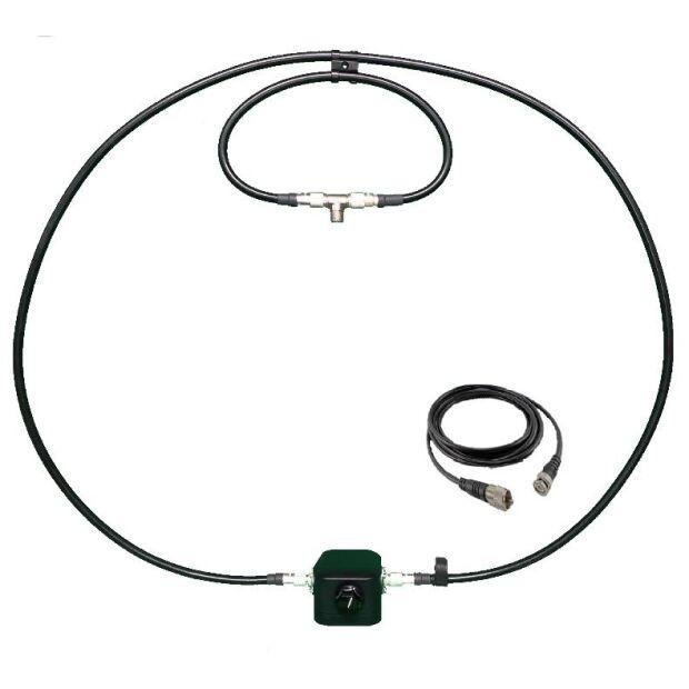 QRP-Loop-Antenne AL-705 (magnetisch) 40m-10m