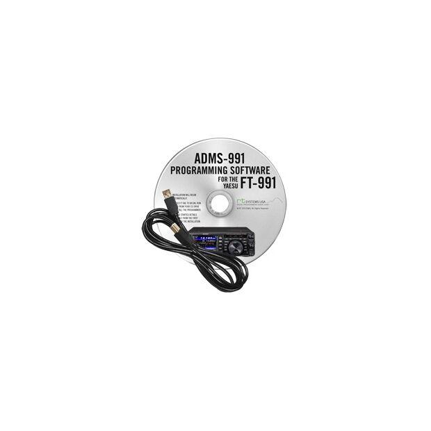 ADMS-891 Programmierkit für FT-891, USB-Anschluß