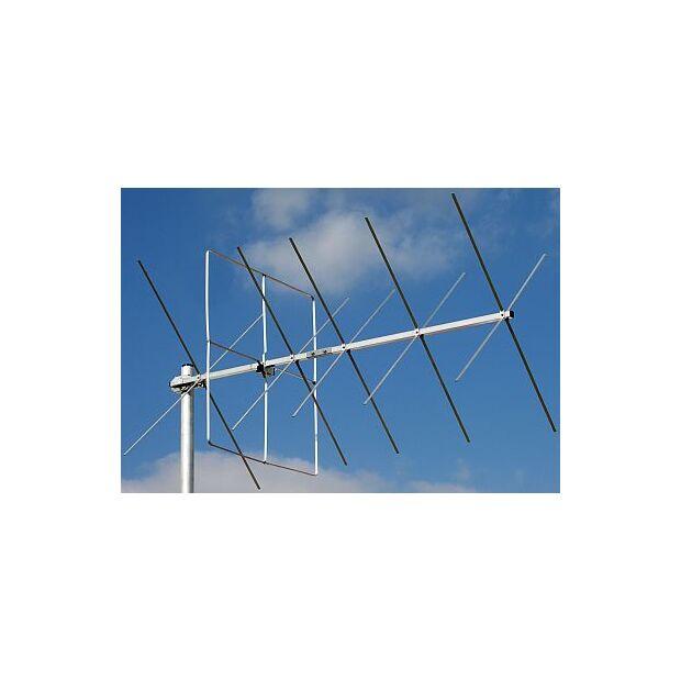 X-Quad Wimo 2m 10,5dB 1,46m 2xN-Bu