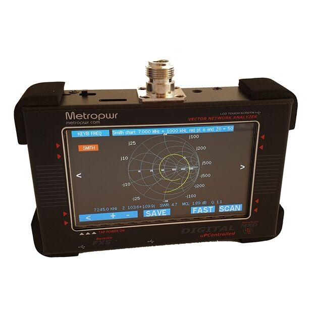 MetroVNA Antennen-/Netzwerk-Analyzer FX-700, 100kHz - 700MHz