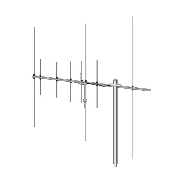 FOX-727 Duobandyagi 2m/70cm (3/5ele) - N-Bu