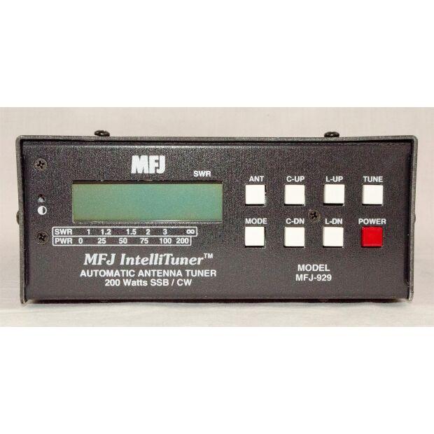 MFJ-929 Automatischer Antennentuner